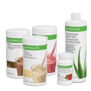 Pack Para Un Mes Herbalife