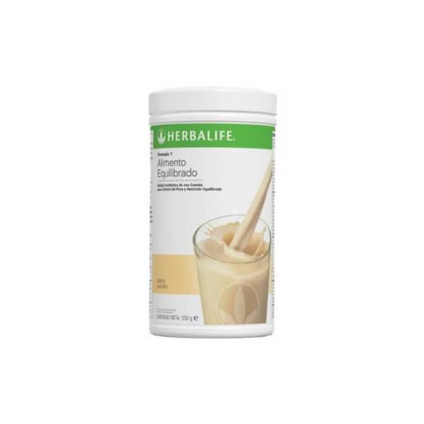 Batido Nutricional Fórmula 1 Herbalife sabor Vainilla