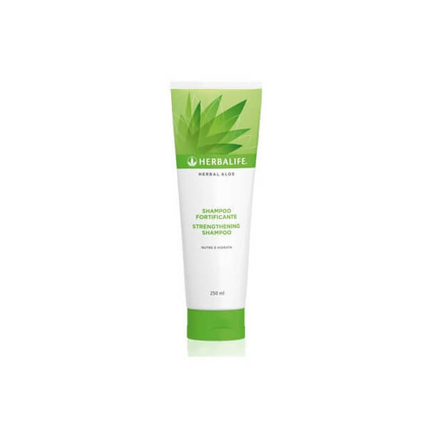 Herbal Aloe Shampoo Fortificante Herbalife