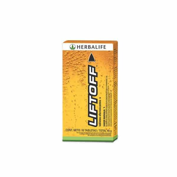Liftoff Herbalife Sabor Limón