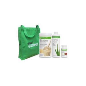 Programa Basico Herbalife sabor Vainilla